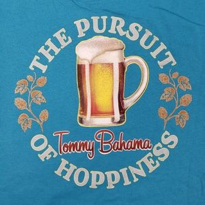 Tommy Bahama The Pursuit Of Hoppiness Tee New